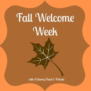 Fall Welcome Week