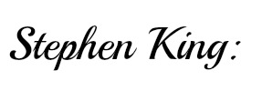 stephen king name
